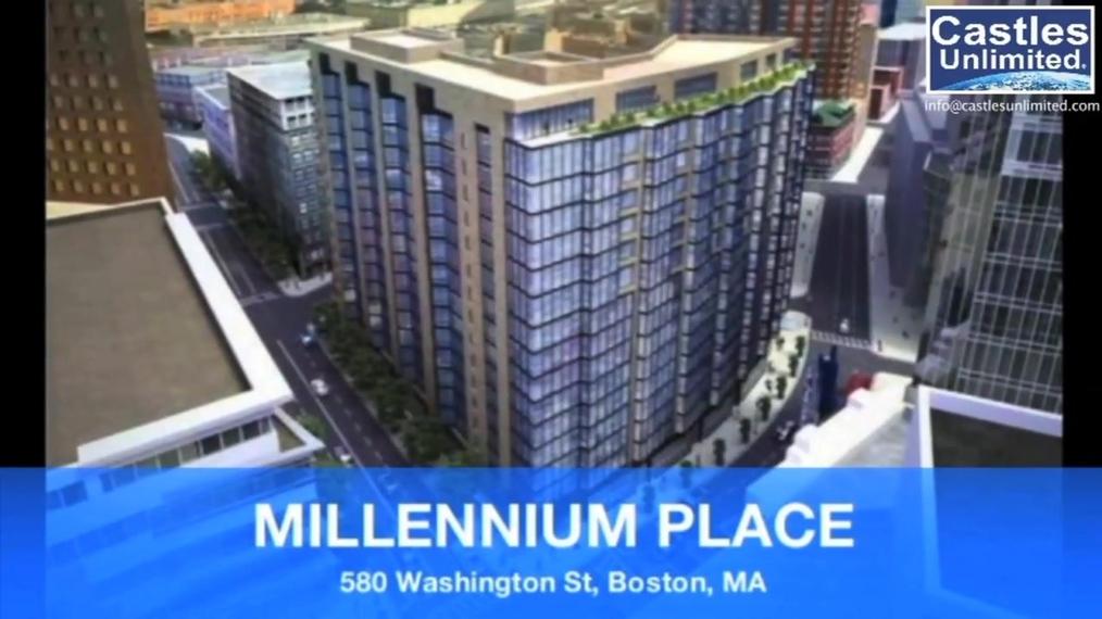 Boston Luxury Buildings
