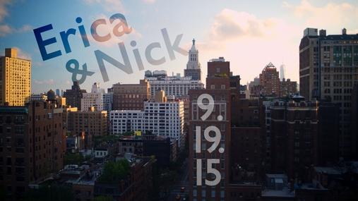 Erica and Nick