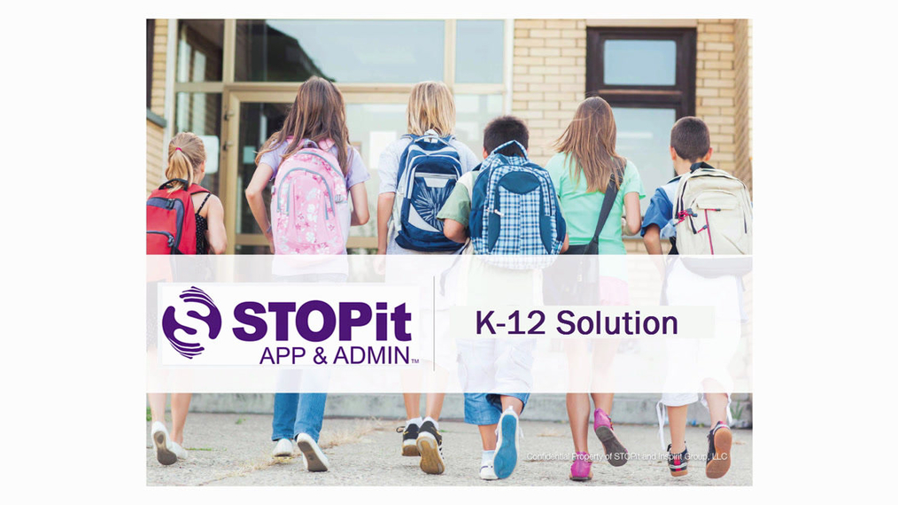 STOPit K-12 a Product Overview
