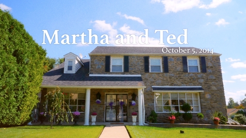 Martha and Ted