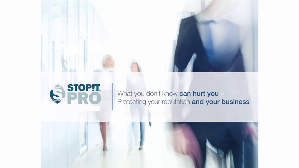 STOPit for the Workplace