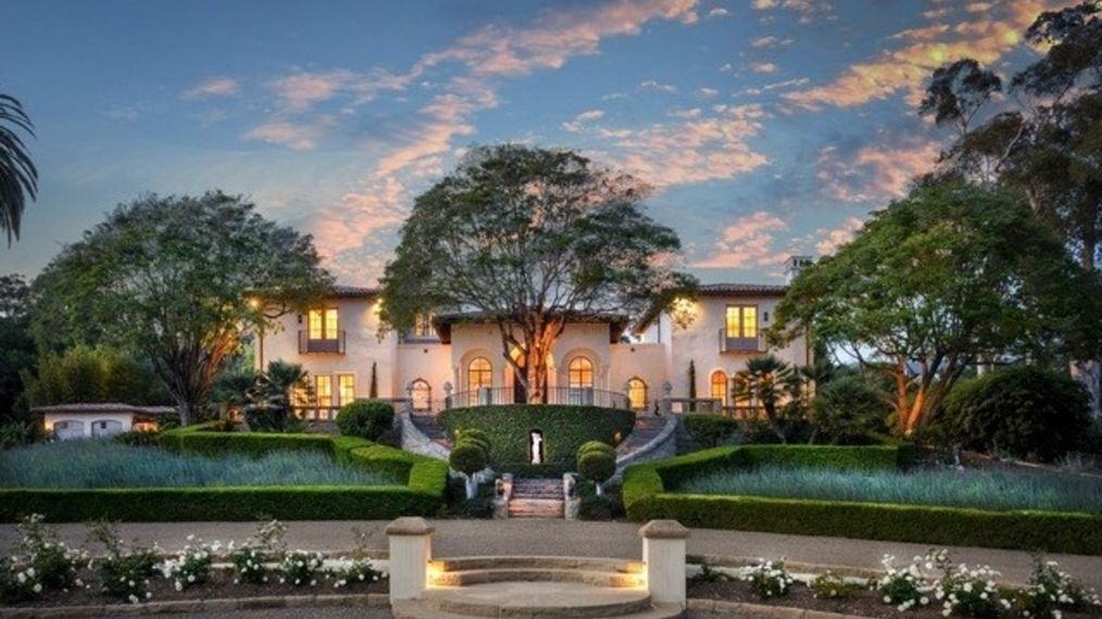 Modern luxury meets old world elegance in the heart of Montecito
