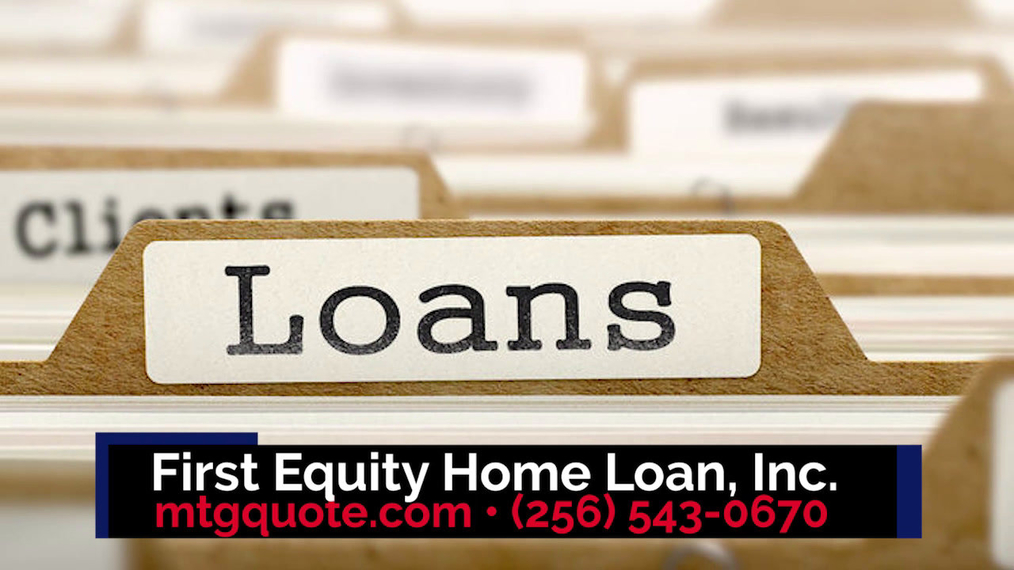 Mortgage in Gadsden AL, First Equity Home Loan, Inc.