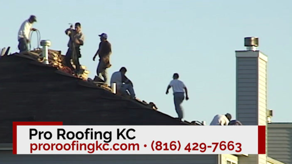 Roofing in Liberty MO, Pro Roofing KC