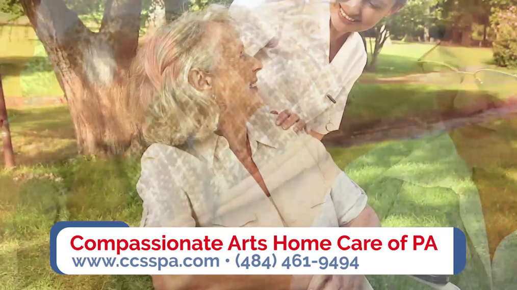 In Home Care in Yeadon PA, Compassionate Arts Home Care of PA
