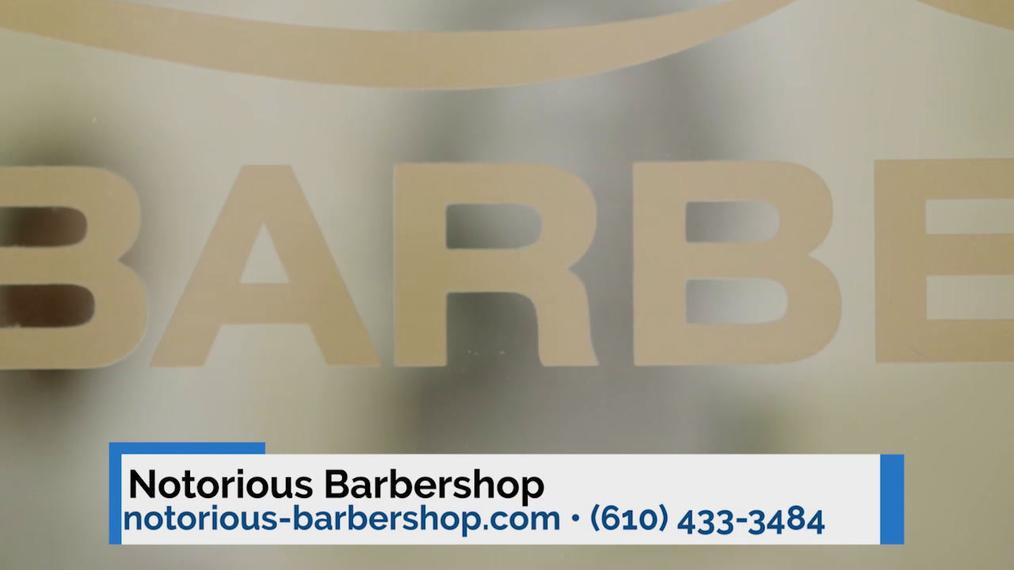 Barber in Whitehall PA, Notorious Barbershop