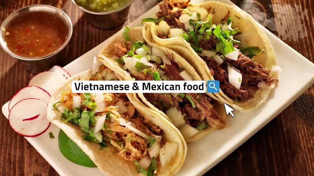 Restaurants in Vancouver BC, VietMex Cuisine