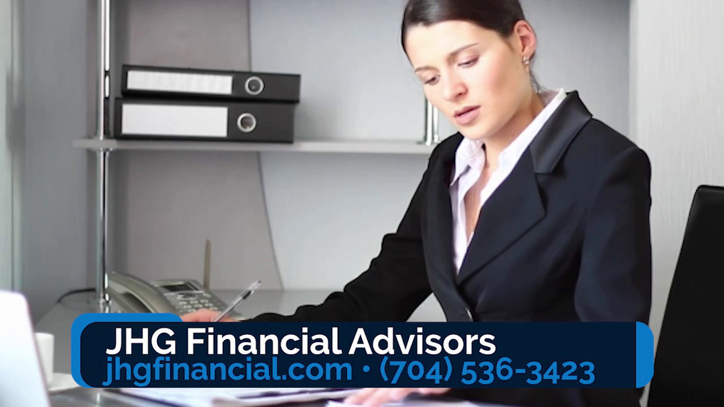 Funding Services in Charlotte NC, JHG Financial Advisors
