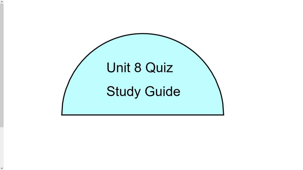 Study Guide Unit 8 Quiz.mp4