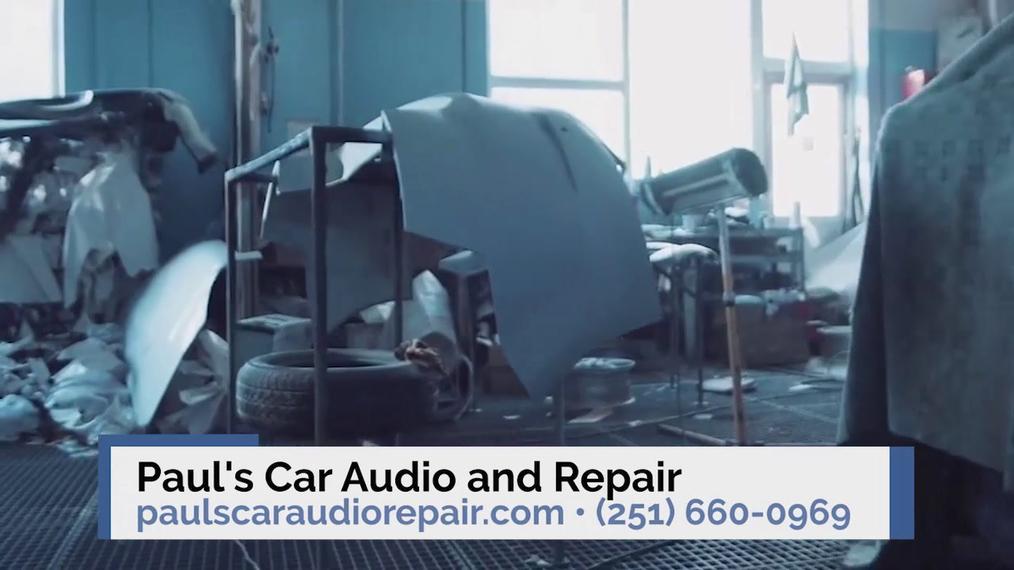 Auto Repair in Mobile AL, Paul's Car Audio and Repair