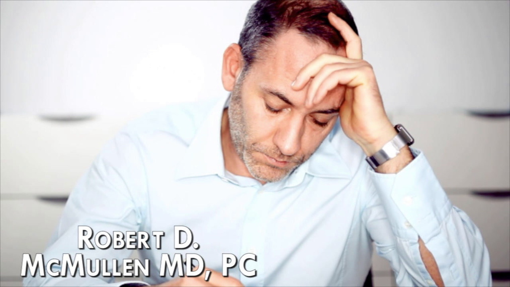 Psychiatrist in New York NY, Robert D. McMullen MD, PC