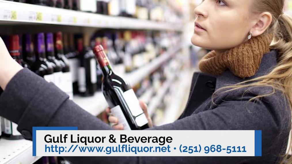 Liquor Store in Gulf Shores AL, Gulf Liquor & Beverage