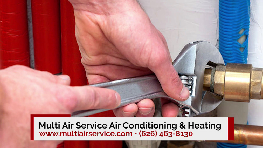 HVAC Contractor in Pasadena CA, Multi Air Service Air Conditioning & Heating