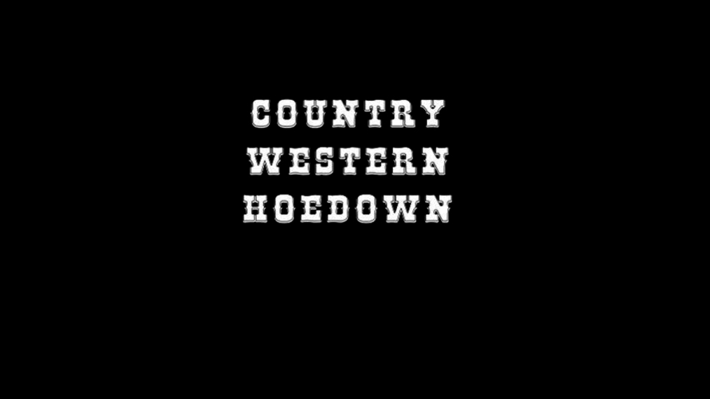 Country Western Hoedown Video(Agent Friendly).mov
