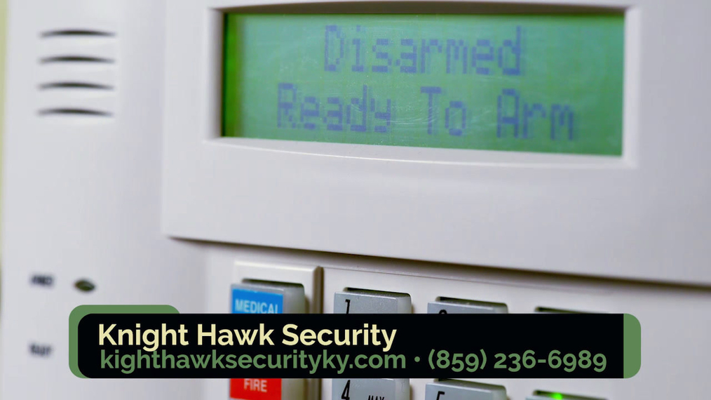 Camera Systems in Danville KY, Knight Hawk Security