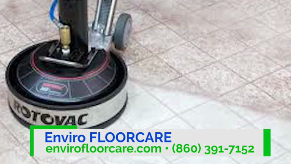Floor Cleaning Services in Old Saybrook CT, Enviro FLOORCARE