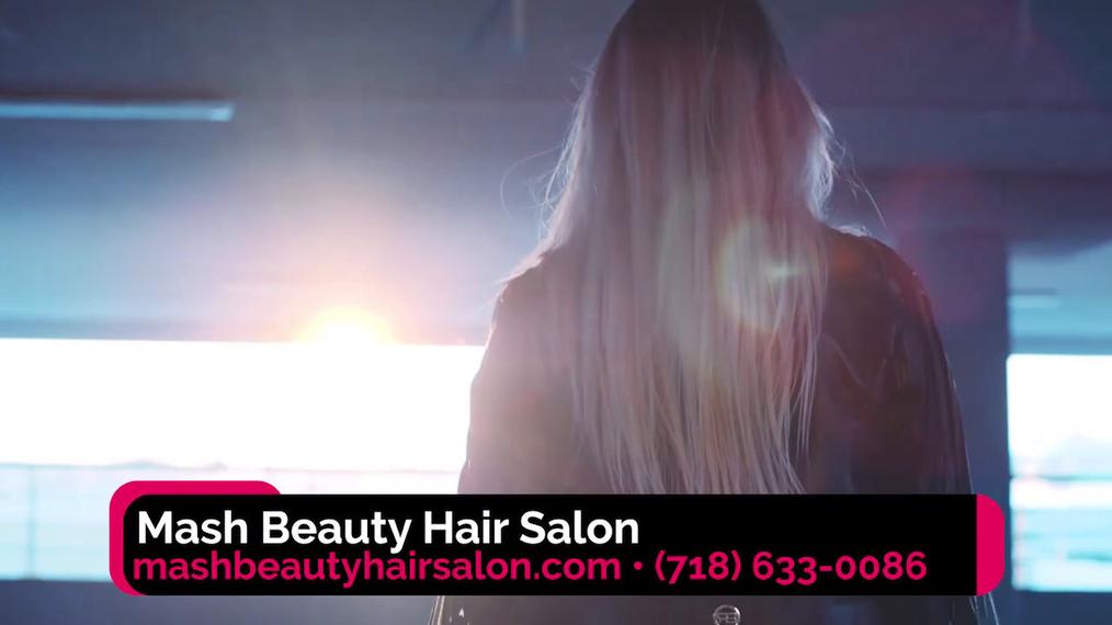 Hair Salon in Brooklyn NY, Mash Beauty Hair Salon