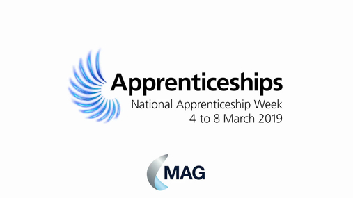 2019 Apprentice Week with MAG Apprentices.mp4