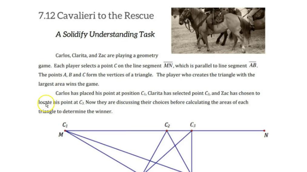 Precalc Cavalieri's Principle Guided Notes Part 1.mp4