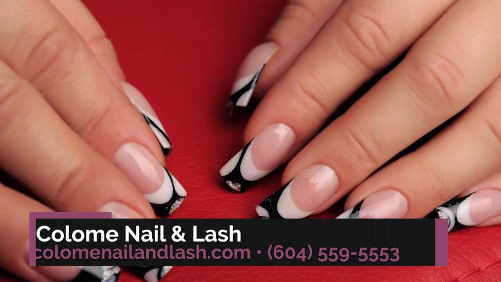Nail Salon in Burnaby BC, Colome Nail & Lash