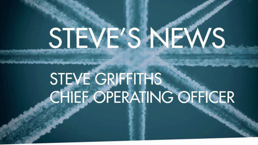 Steve's news 14.06.19