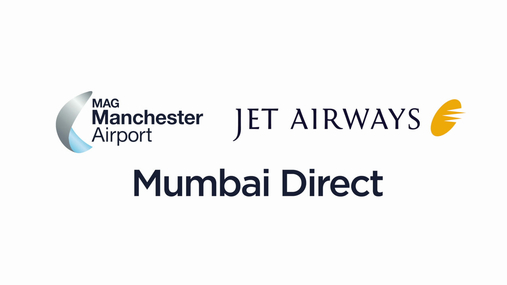 Jet Airways Manchester to Mumbai Inaugural 5th November 2018.m4v