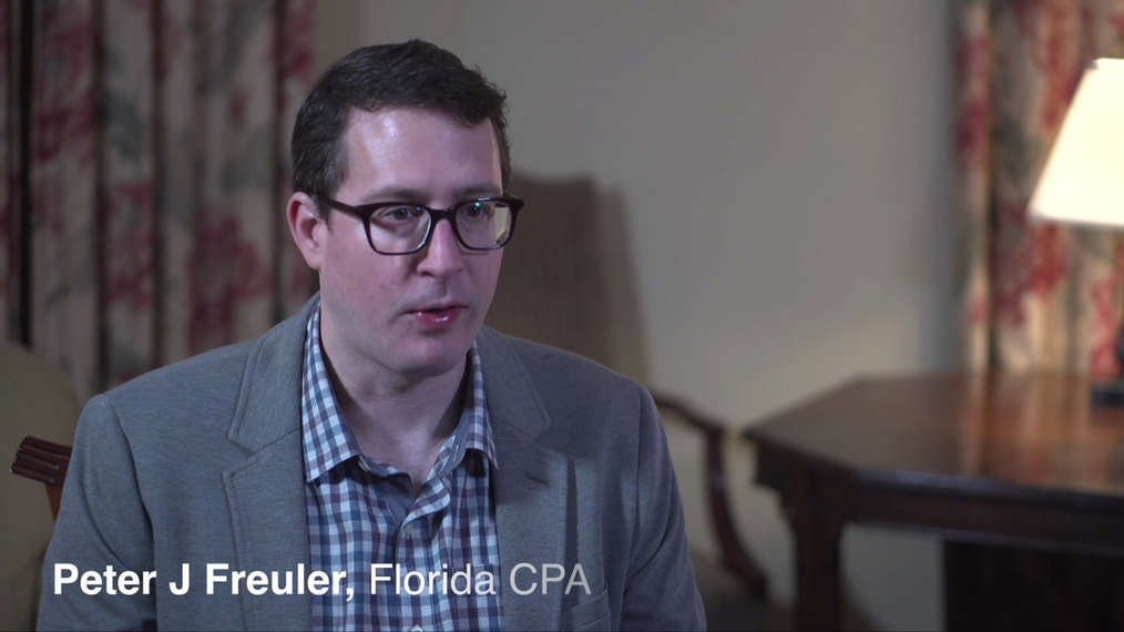 Insights From CPAs: Peter F.