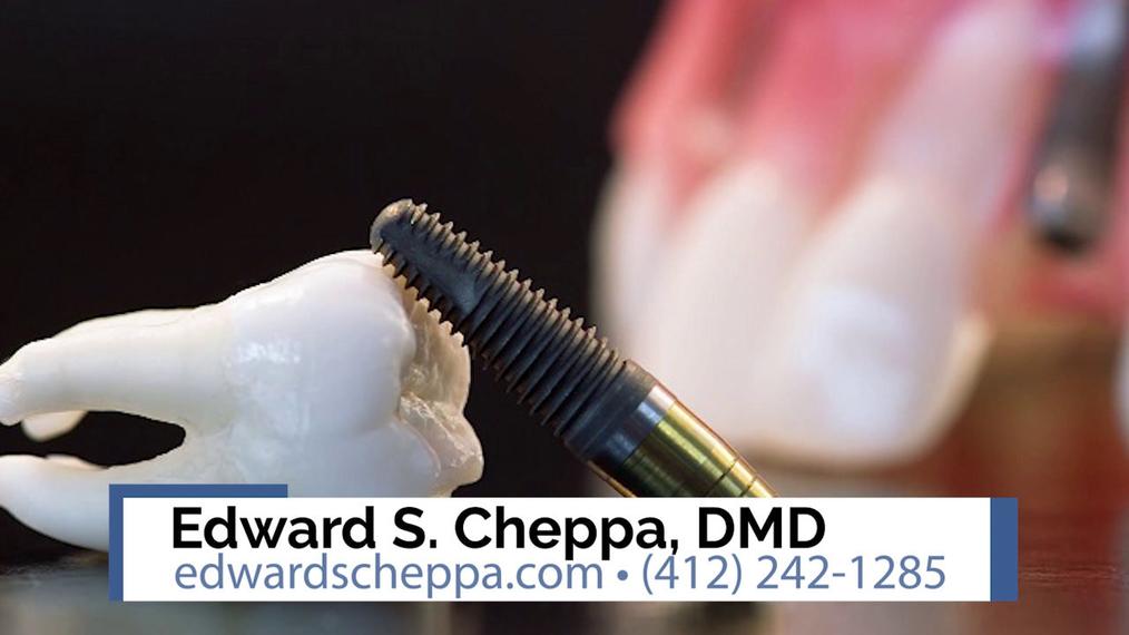 General Dentistry in Pittsburgh PA, Edward S. Cheppa, DMD