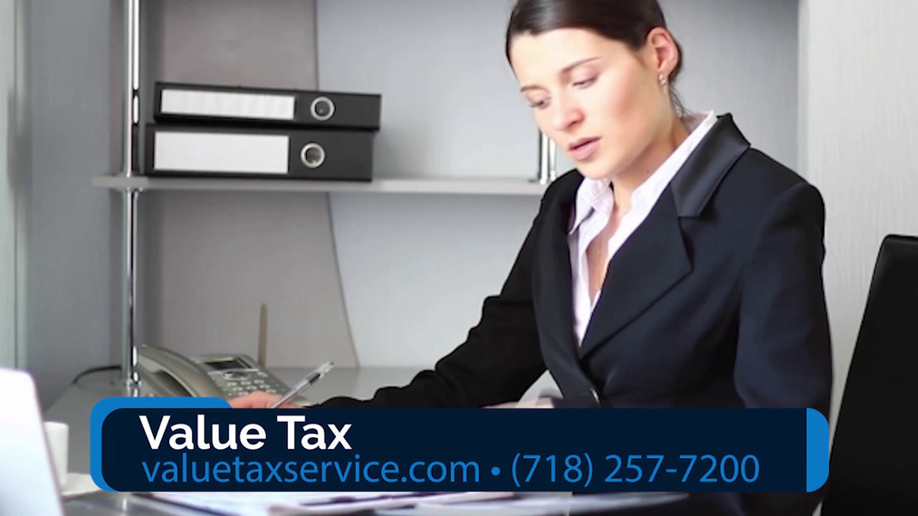 Income Taxes in Brooklyn NY, Value Tax