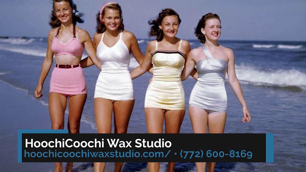Brazilian Waxing in Stuart FL, Hoochi Coochi Wax Studio