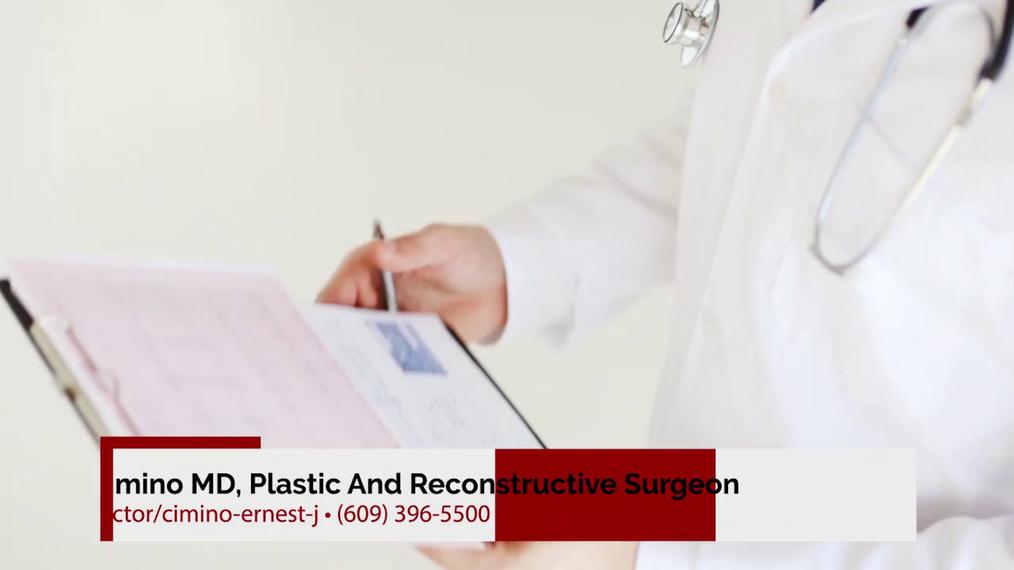 Plastic Surgery in Pennington NJ, Ernest Cimino MD, Plastic And Reconstructive Surgeon