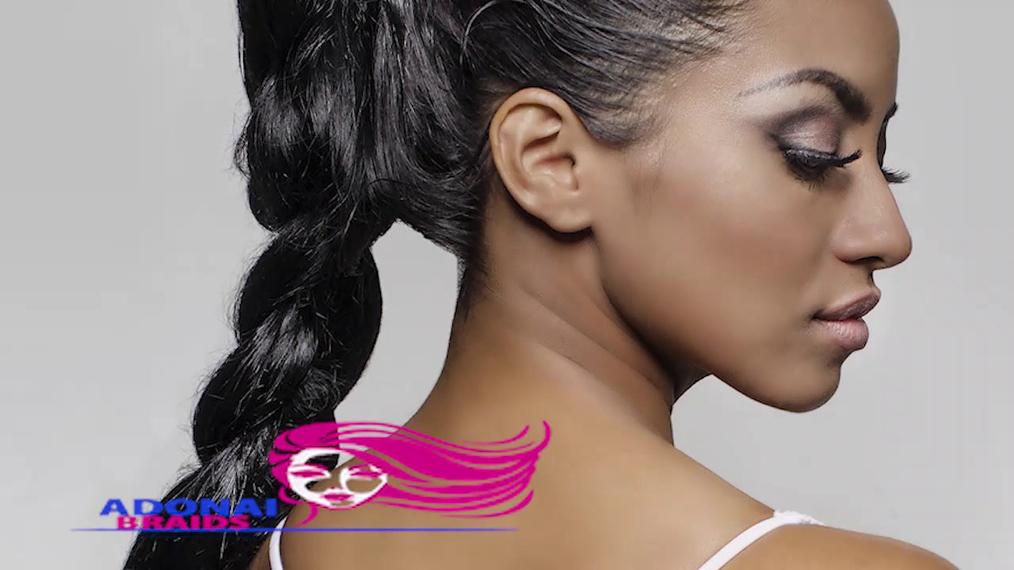 Weave in Marietta GA, Adonai Hair Braids-Weaves N' MakeUp Studio
