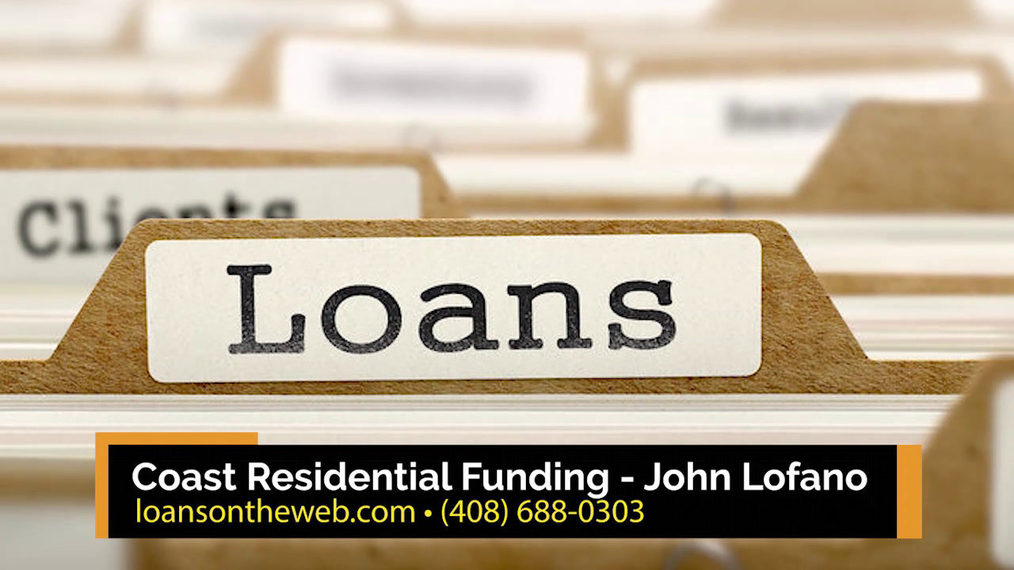 Real Estate Loans in Saratoga CA, Coast Residential Funding - John Lofano