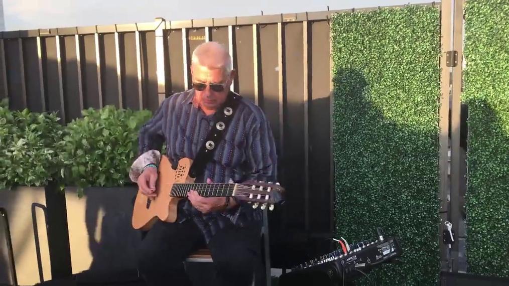 Guitarist L.S.