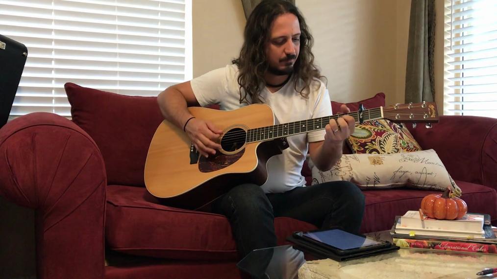 Guitarist J.D.