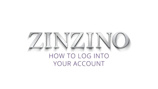 2. How to log into your Zinzino account