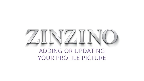 5. Adding or updating your profile picture