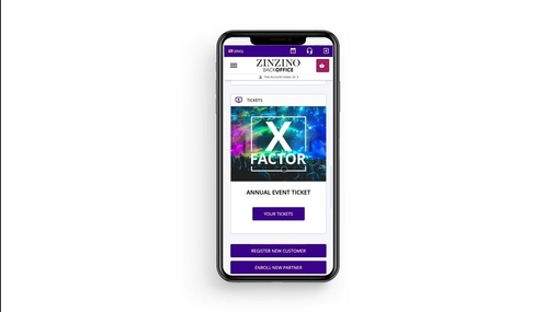 How to access your ticket - Virtual Annual Event 2020