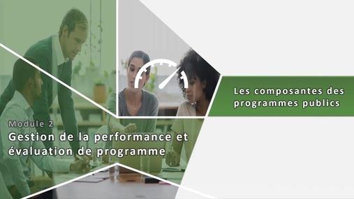 PAP 4710 - 2.3 Composantes programmes publics