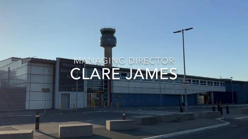 Clare James - Managing Director