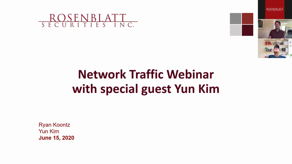 Network Traffic Webinar 06-15-20