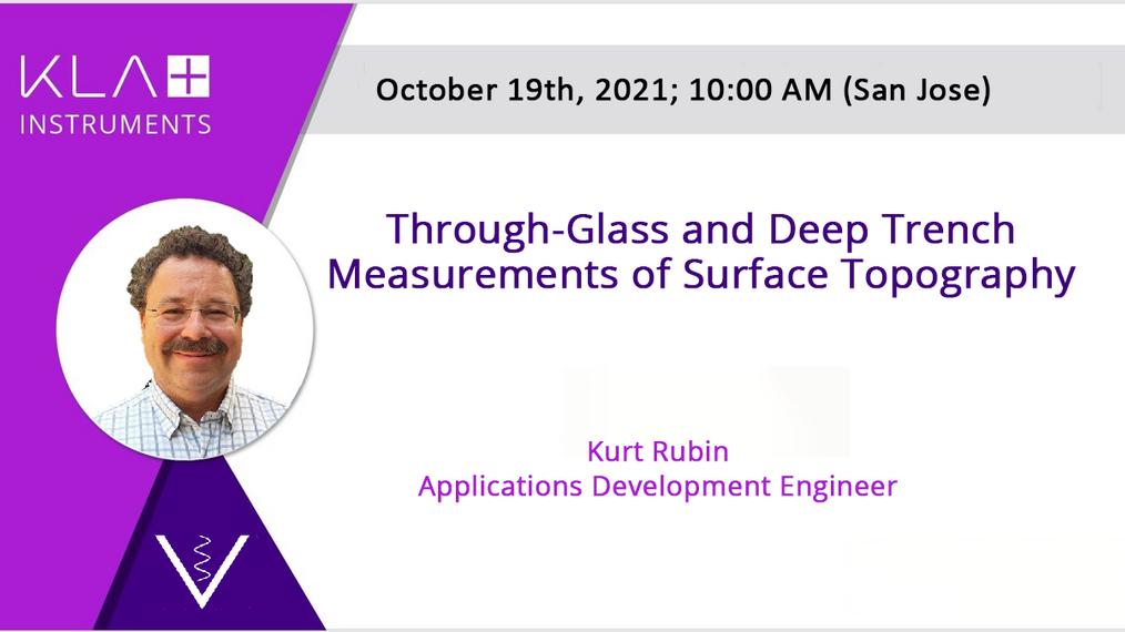 Through-Glass and Deep Trench Measurements of Surface Topography