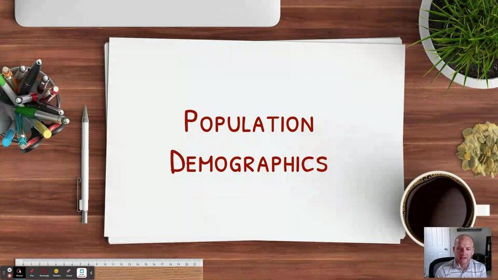 Topic 2: Population Demographics