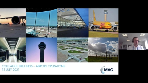 Airport Ops Team Briefing Q2 13.07.21