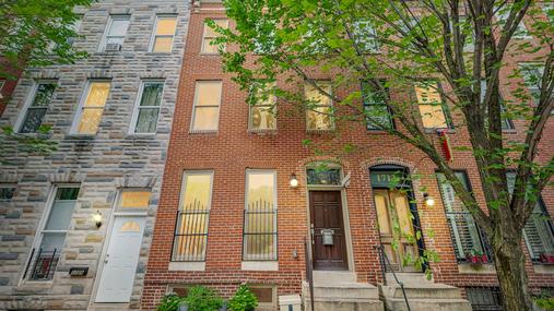 1711 W Lombard Street, Baltimore, MD 21223