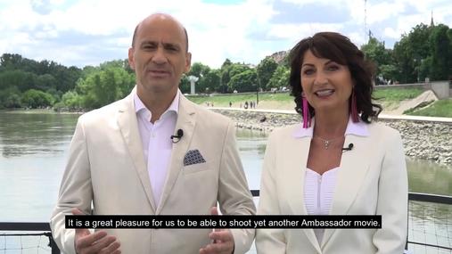 Attila & Bora Balázs - Ambassadors