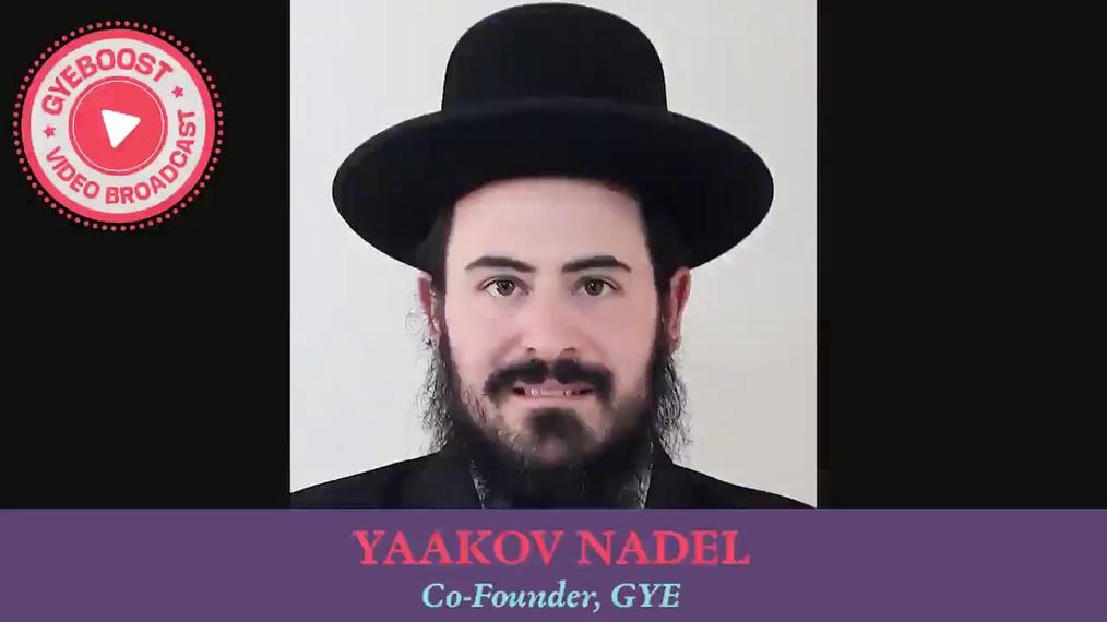 749 - Yaakov Nadel - La búsqueda de Hitjadshut