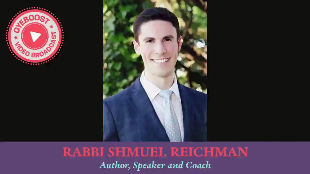 745 -Rabbi Shmuel Reichman - El lente espiritual