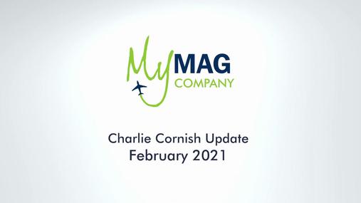 Charlie Cornish Video Update - February 2021