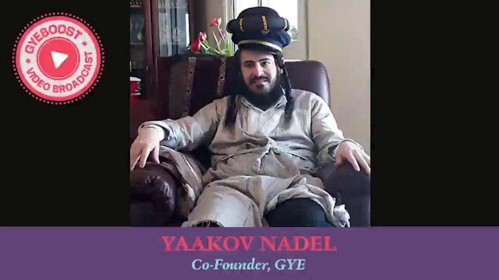 735 - Yaakov Nadel - Ebrios todo el año [Purim]